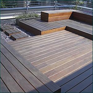 Roof terrace design - Small roof terrace design ...